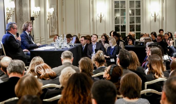 rencontres agences professionnels au Royaume-Uni